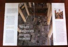 Werken aan cultureel erfgoed uit top 100 der Nederlandse UNESCO-monumenten