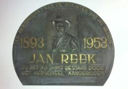 Jan Reek natuursteen geschiedenis