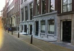 Restauratie Kas bank