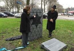 Joods gedenkteken Hoorn onthuld