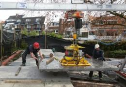 Restauratie grafkelders Hillegersberg Rotterdam