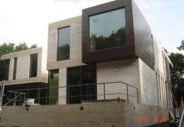 Villa natuursteen