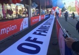 'Walk of Fame' Dam tot Damloop