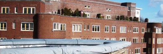 Renovatie met handgehakte muurafdekkers